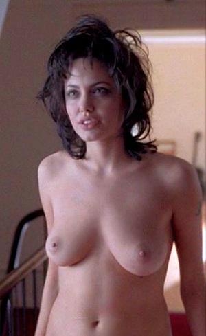 Angelina Jolienackt