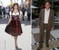 Kim Kardashian mag die Wiesn, ihr Dirndl und Lukas Podolski.