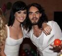 Katy Perry und Russell Brand haben geheiratet