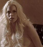 Lindsay Lohan nackt in Machete