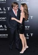 Stehen Brad Pitt und Angelina Jolie bald wieder zusammen vor der Kamera?