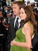 Angelina Jolie lehnt Thanksgiving ab.