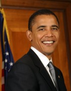Barack Obama verletzt.
