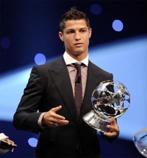 Cristiano Ronaldos Freundin Irina Shayk zog sich für ein