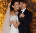 Tom Cruise hat seine Katie Holmes im Griff