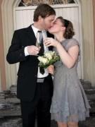 Alisa heiratete den Kameramann Nicholas Jackson.