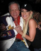 Hugh Hefner möchte Crystal Harris heiraten.