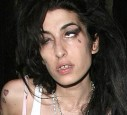 Amy Winehouse auf Drogen