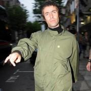 Liam Gallagher wurde von einem Fan eine Schuppe geklaut.