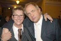 Martin Semmelrogge und Uwe Ochsenknecht waren lange gute Freunde.