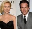 Ryan Reynolds und seine Ex Scarlett Johansson