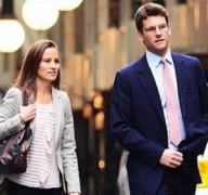 Alex Louden und pippa Middleton
