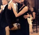 Bei den Dreharbeiten zur Mr. und Mrs. Smith lernten sie sich kennen