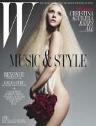 Christina Aguilera nackt W Magazin