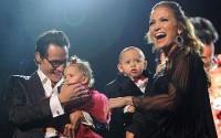 Der Sohn von Jennifer Lopez und Marc Anthony hatte einen 'Unfall' im Pool.