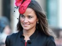 Pippa Middleton auf der Hochzeit von ihrer Schwester Kate