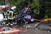 Anna Maria Zimmermann der Hubschrauber Unfall