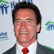 Arnie wird 64 Jahre alt