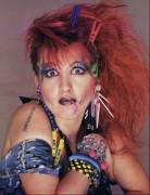 Cindy ist eine Ikone der 80er Jahre