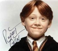 Rupert Grint als Kind