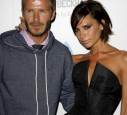 Victoria Beckham ist hochschwanger.