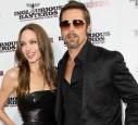 Brad und Angelina haben sie einen privatzug gemietet