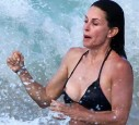Courtney Cox Nippel Blitzer