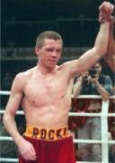 Graciano Rocchigiani als Boxer