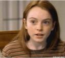 Lindsay Lohan als Kind