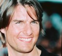 Tom Cruise mal mit langen Haaren