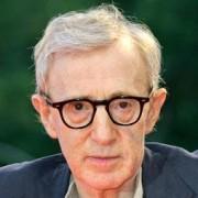 Woody Allen die Ruhe in Person