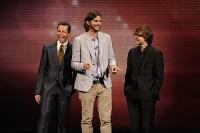 Ashton Kutcher der neue bei Two and a Half Man