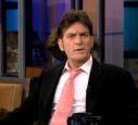 Charlie Sheen in der TOnight Show