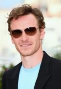 Der deutsche Schauspieler Michael fassbender
