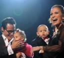 Marc Anthony und seine Kinder