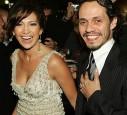 marc Anthony und Jennifer Lopez