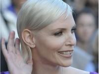 Das deutsche Topmodel Nadja Auermann