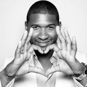 Rapper Usher