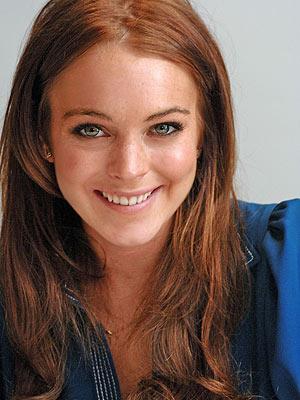 Lindsay Lohan Titten