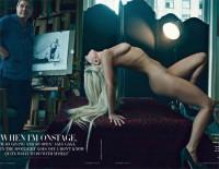 Lady Gaga nackt in der Vanity Fair