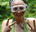 Sarah Kannpik im Dschungelcamp