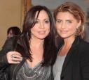 Simone THomalla mit ihrer Tochter sophia