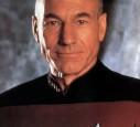 Patrick Stewart bei Star Trek