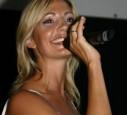 Tanja Lasch auf der bühne