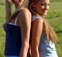 Nicole und Paris Hilton