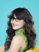 Zooey in New Girl