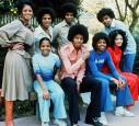 Familie Jackson damals