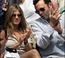 Vince und seine Ex, Jennifer Aniston