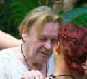 Helmut und Fiona im Dschungel