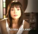 Alyssa Milano bei Charmed